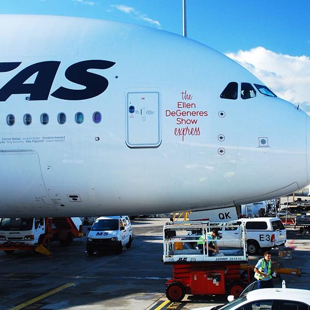 Qantas_Ellen_Flight
